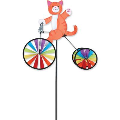 Tricycle Spinner - Cat - 19 in.