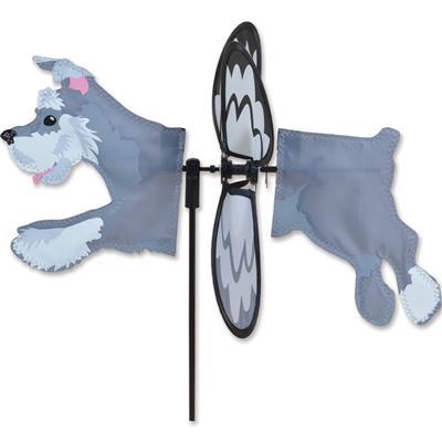 Petite Spinner - Schnauzer