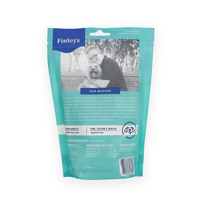 Blueberry & Coconut Crunchy Biscuits, 12 oz. Bag