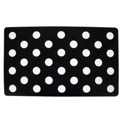 Petmate Polka Dot Feeding & Watering Mat