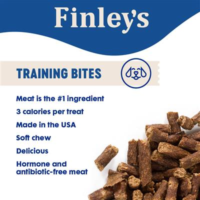 Turkey Recipe Soft Chew Training Bites, 16 oz. Bag