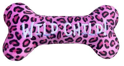 Wild Child Pink Bone by Lulubelles Power Plush