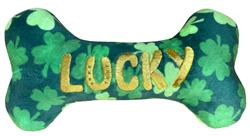 Lucky Charm Bone by Lulubelles Power Plush
