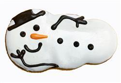 Chillin Snowman