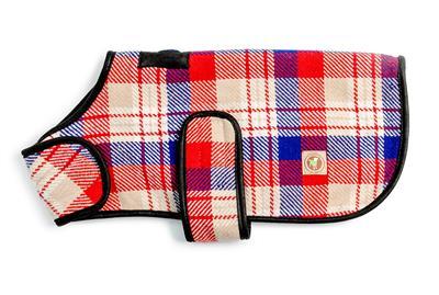 Red Field Coat