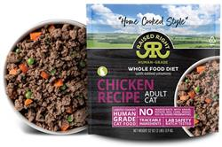 Raised Right Chicken Adult Cat Recipe, 2 lb Bag