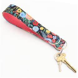 'Mae' Rifle Paper Co Wristlet Key Fob