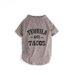 Tequila and Tacos T Shirt