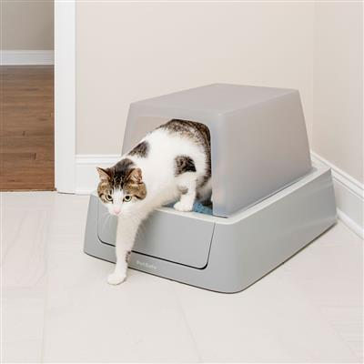 ScoopFree® Smart Covered Self-Cleaning Litter Box