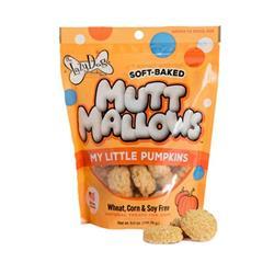 Mutt Mallows My Little Pumpkins 5 oz by Lazy Dog