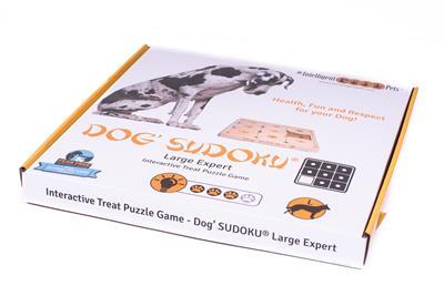 "Dog SUDOKU® Large ""Expert"" Classic Game - 8 pieces per master box"