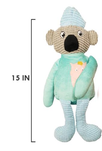 "Kyle the Koala - 15"" Comfort Plush Toy with Squeaker"