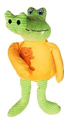 "Arby the Alligator - 15"" Comfort Plush Toy with Squeaker"