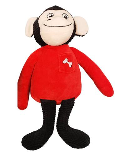 """Cody the Monkey - 15"""" Comfort Plush Toy with Squeaker"""