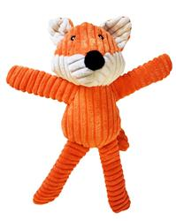Victor the Fox - Corduroy Plush Toy with Squeaker
