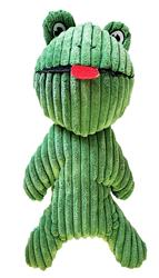 Franklin the Frog - Corduroy Plush Toy with Squeaker
