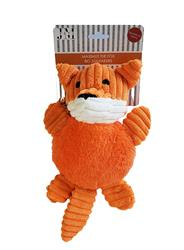 Maximus the Fox - Plush Toy with Full Body Squeaker