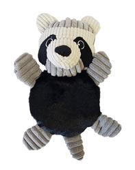 Russel the Racoon - Plush Toy with Full Body Squeaker