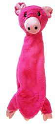 Beatrice the Pig - Skinny Crinkle Toy