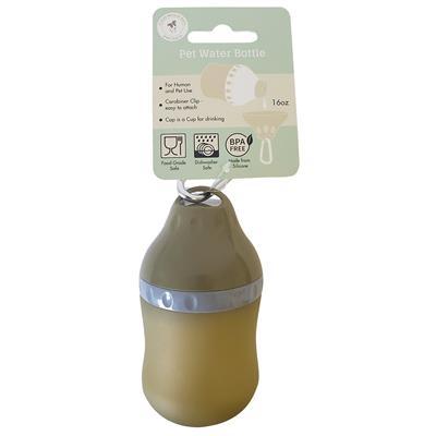 16 oz Silicone Travel Bottle