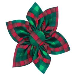 Scottish Check Pinwheel by Huxley & Kent