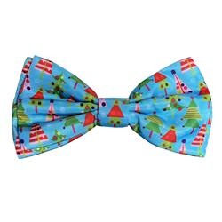 XMas Trees Bow Tie by Huxley & Kent