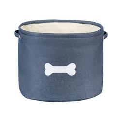 Capri Blue Pet Toy Basket