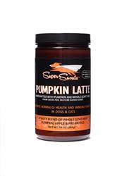 Pumpkin Latte Pumpkin & Goat Milk Latte w/pre-biotic 10oz