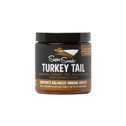 Turkey Tail USA , Organic Medicinal Mushrooms 75g