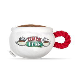 FRIENDS: Central Perk Coffee Plush Squeak Toy