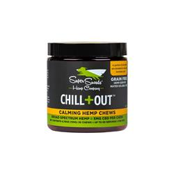 Grain Free Chill+Out 5mg Water Soluble Hemp Chews 30ct.