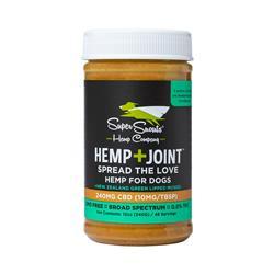Hemp + Joint High Potency Broad Spectrum CBD Peanut Butter 12oz.