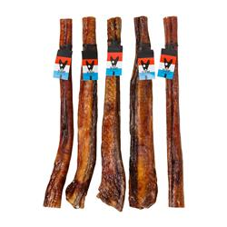 "Made in the USA Jumbo Bully Sticks 12"" Natural Grass Fed 100% Chemical Free"