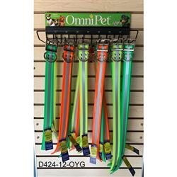 SunGlo™ Wide Reflective Collar Display
