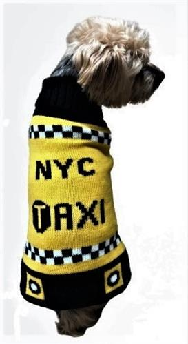 NYC Taxi Sweater - NEW