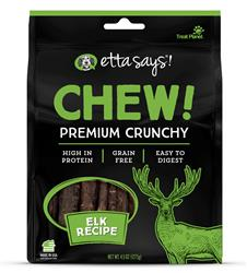 Etta Says Chew! Premium Crunchy Elk Chew, wt 4.5oz