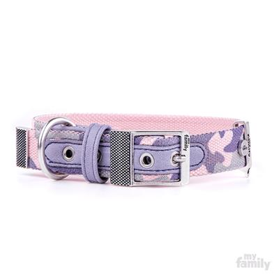 Military Pink WEST POINT Nylon Collar   Rope Leash