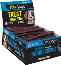 "Premium Crunchy - 4.5"" Rabbit POS - sold as display box only - Note individual units not UPC labeled"