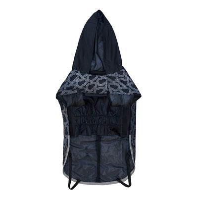 Kong Black Elements Rain Jacket