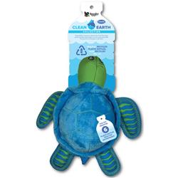 Clean Earth Plush Turtle Toy