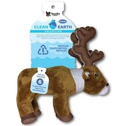 Clean Earth Plush Caribou Toy