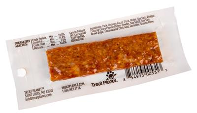 Etta Says! Meat snack Bar, Pork + Bacon - 1.5oz - 12 per display box