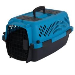 """Aspen Pet® Fashion Pet Porter 19"""" Breeze/Black"""