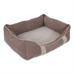 Aspen Pet® Foam & Fiber Lounger Assorted Colors