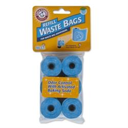 Arm & Hammer® Disposable Waste Bag Refills