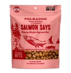 Salmon Says - Training Bits - 8oz bag