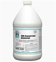 256 Concentrated Disinfectant by Shop Care