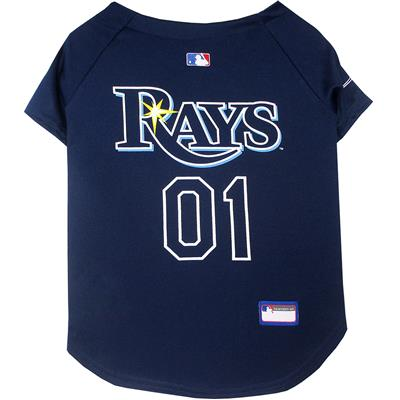 Tampa Bay Rays Dog Jersey by Pets First