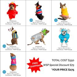 Sesame Street® Costume Package Deal