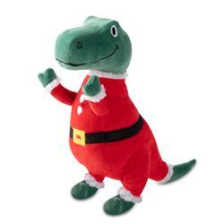 Merry Rexmas Dog Toy